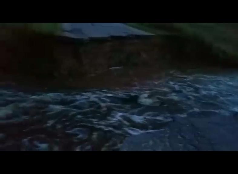 Последствия стихии в Ярославской области