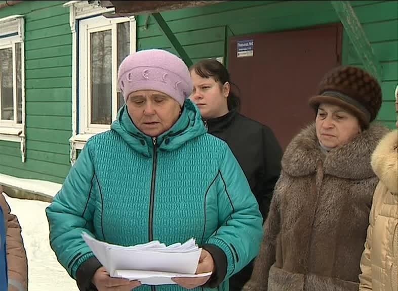 Жители дома в Гаврилов-Яме несколько лет страдают от протекающей крыши