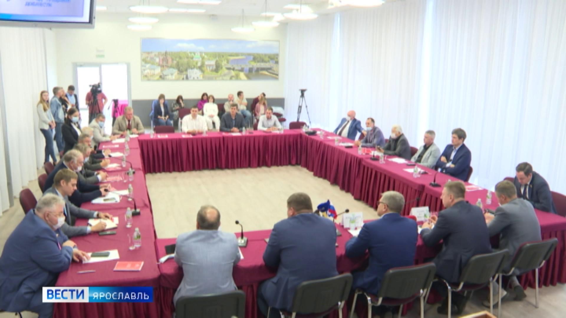 В Ярославле выбирают место для стелы «Город трудовой доблести»